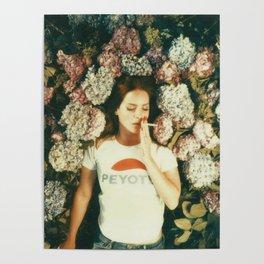 Lana del reyultraviolence Poster