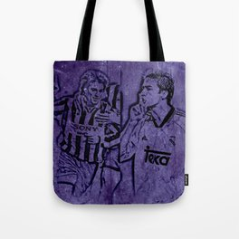Del Does Real Raul Tote Bag