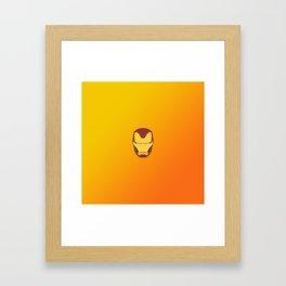 Infinity War Iron man Framed Art Print
