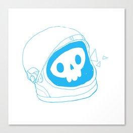 space doodle Canvas Print
