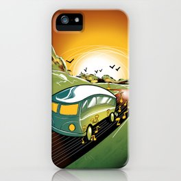 Killer Road Trip  iPhone Case