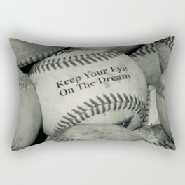 Keep Your Eye On The Dream Rectangular Pillow