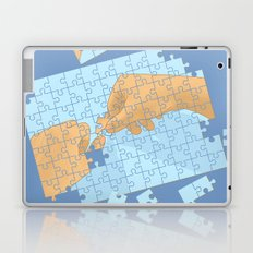 I'm puzzled Laptop & iPad Skin