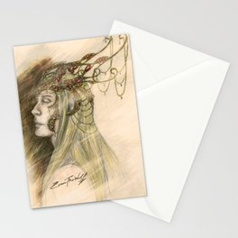 Thranduil of Mirkwood Stationery Cards