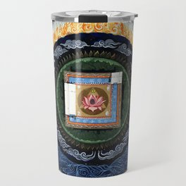 Mandala #31 Travel Mug