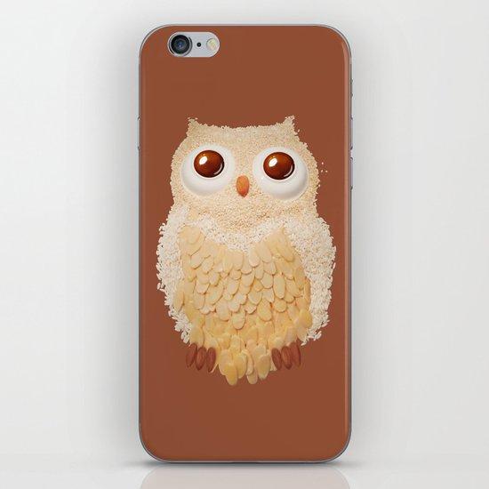 Owlmond 1 iPhone & iPod Skin