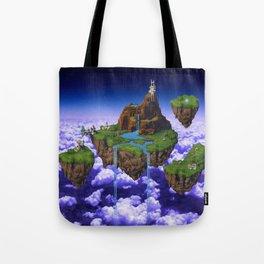 Floating Kingdom of ZEAL - Chrono Trigger Tote Bag
