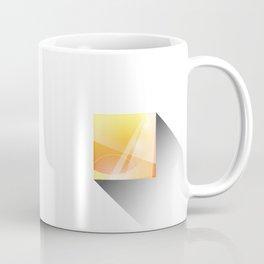 Minimal Mercury Coffee Mug