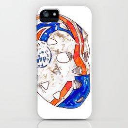Fuhr - Mask iPhone Case