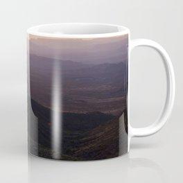 Sunset in the Desert Coffee Mug