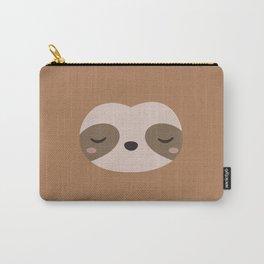 Kawaii Cute Sloth Carry-All Pouch