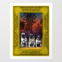 Royalty Art Print