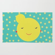 miss little sunshine Rug