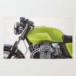 Moto Guzzi V7 Rug