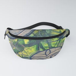 Earths Circles Fanny Pack