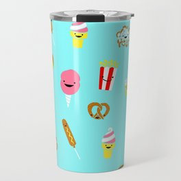 Carnies Pattern Travel Mug
