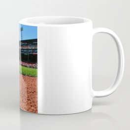 From Centerfield - Boston Fenway Park, Red Sox Coffee Mug
