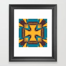 Bearclaw Framed Art Print