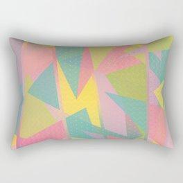 Abstract Geometric Pattern - Sugar Crush Rectangular Pillow