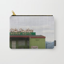 City Centre Motor Hotel Carry-All Pouch