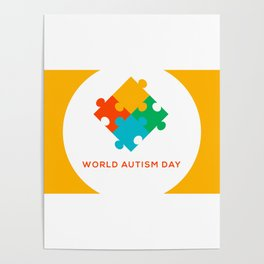 Child Health Day (Autism) Poster