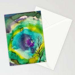 See You ON The Flipside Stationery Cards