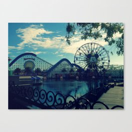 Disneyland, CA Canvas Print