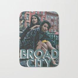 Broad city Bath Mat