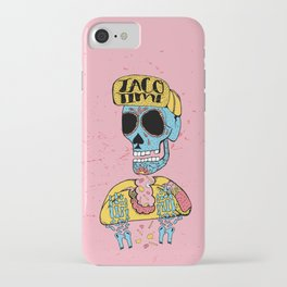 Taco Time iPhone Case
