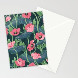 Barracuda - Midnight version Stationery Cards