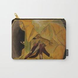 Flowers Drowning series - Tulip Carry-All Pouch