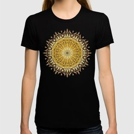 Cygnus Cosmic Mandala T-shirt