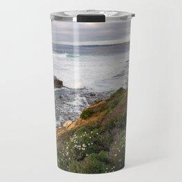 La Jolla Coast Travel Mug