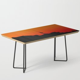 Autumn is coming Coffee Table