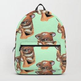 kawaii koala pattern Backpack