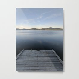 Peaceful Afternoon Metal Print