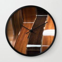 Recurring Guitar Dream Wall Clock