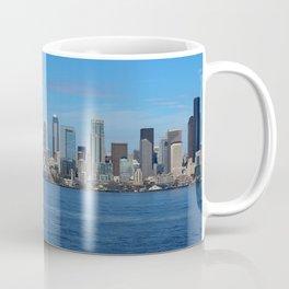 Seattle Panorama Coffee Mug