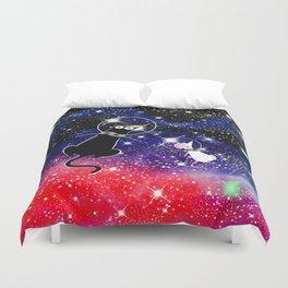 Space Cat Duvet Cover