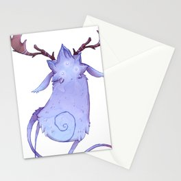 Real Monsters- Borderline Stationery Cards