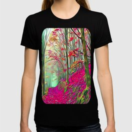 Autumn Path T-shirt