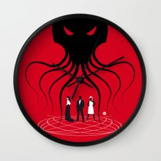 SPECTRE (Preview) Wall Clock