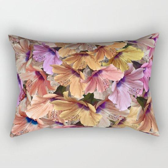 Flower carpet(48) Rectangular Pillow