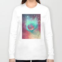justin timberlake Long Sleeve T-shirts featuring α Aurigae by Nireth