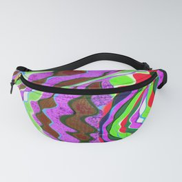 I Dream in Colors Fanny Pack