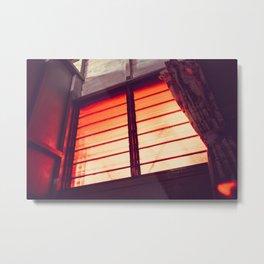 Strange Light Metal Print