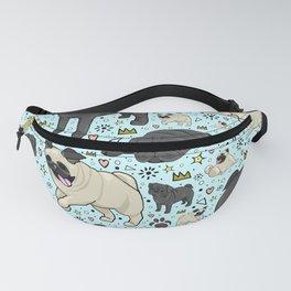 Pug Life Fanny Pack
