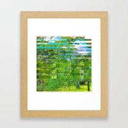 Landscape of My Heart (segment 1) Framed Art Print