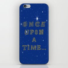 Fairy Tale Beginnings iPhone & iPod Skin