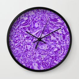 Abstract 380 Wall Clock